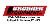 brooner equipment logo